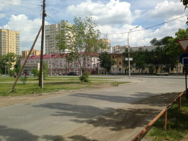 Address(es) on photo: 8 Marta street, 173, 177, 179, Yekaterinburg
