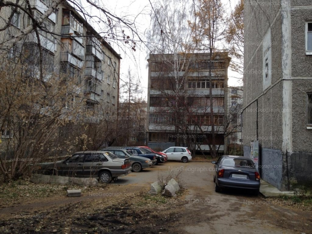Address(es) on photo: Vstrechniy lane, 3/1, 3/2, Yekaterinburg