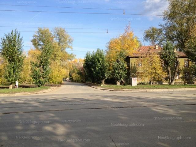 Address(es) on photo: Elanskiy lane, 2, Yekaterinburg
