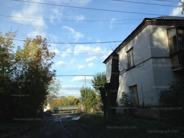 Address(es) on photo: Varshavskya street, 22, Yekaterinburg