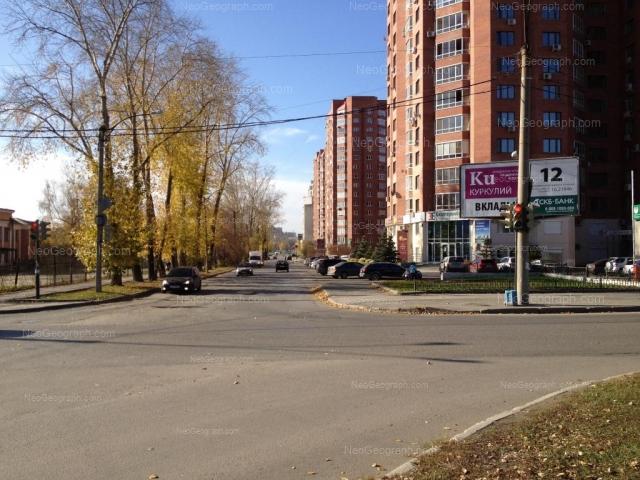 Address(es) on photo: Tveritina street, 34 с5, 38/1, 41А, Yekaterinburg