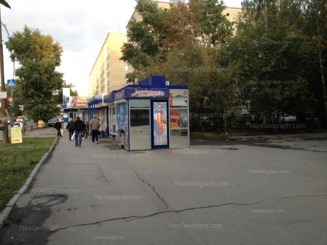 Адрес(а) на фотографии: улица Сулимова, 23, 27, Екатеринбург