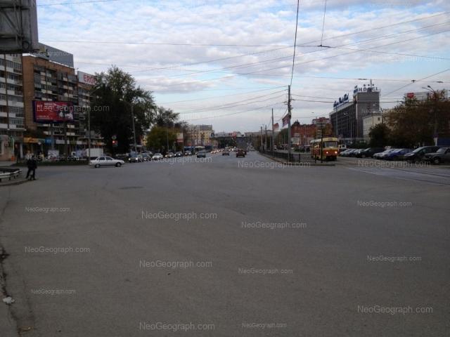 Address(es) on photo: Cheluskintsev street, 29, 106, 108, Yekaterinburg