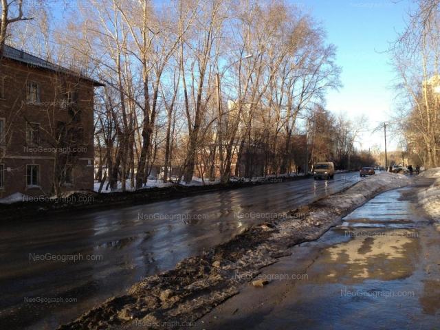 Адрес(а) на фотографии: улица Маяковского, 1, 3, Екатеринбург