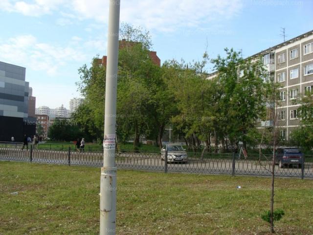 Адрес(а) на фотографии: Посадская улица, 56/1, 56/2, Екатеринбург