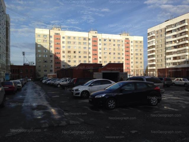 Адрес(а) на фотографии: улица Рабочих, 13, 15, Екатеринбург