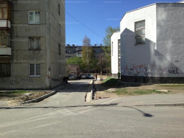 Адрес(а) на фотографии: Билимбаевская улица, 29, 31/2, 33, Екатеринбург