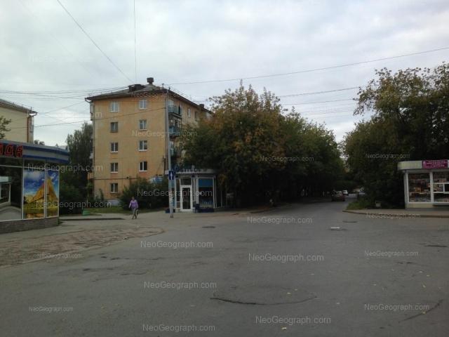 Адрес(а) на фотографии: Сухоложская улица, 5, Екатеринбург