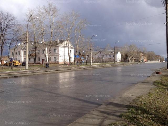 Адрес(а) на фотографии: Техническая улица, 48, 52, 56, Екатеринбург