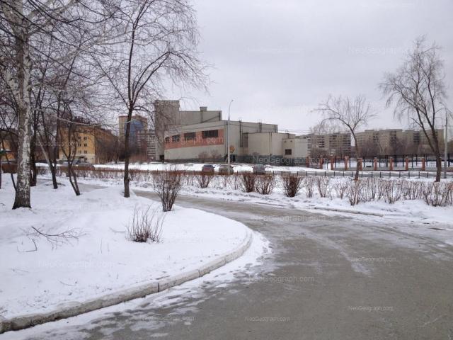 Address(es) on photo: Mashinistov street, 2, 4, 4А, Yekaterinburg