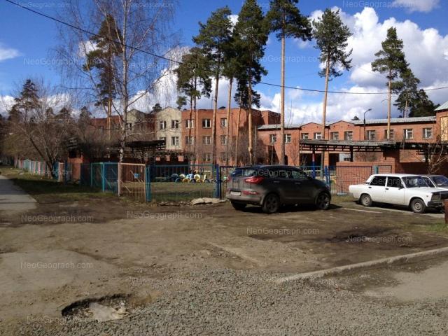 Address(es) on photo: Manevrovaya street, 22, Yekaterinburg