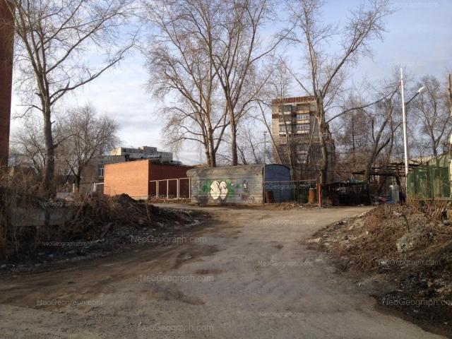 Address(es) on photo: Grazhdanskaya street, 2А, Yekaterinburg