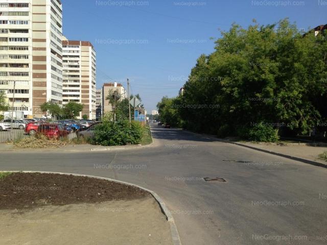 Адрес(а) на фотографии: улица Уральских Рабочих, 14, 16, 25, Екатеринбург