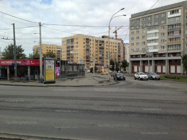 Адрес(а) на фотографии: улица Крауля, 2, 4, Екатеринбург