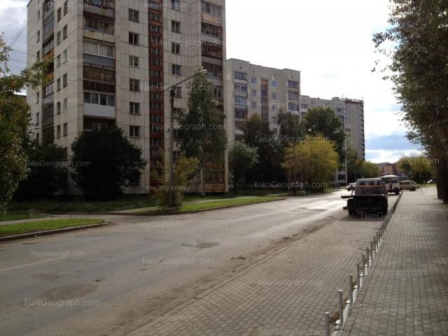 Адрес(а) на фотографии: проспект Космонавтов, 80 к5, 80 к6, Екатеринбург