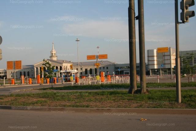 Address(es) on photo: Bakhchivangzi ploschad, 1, Yekaterinburg