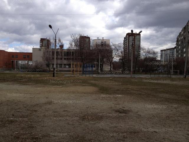 Адрес(а) на фотографии: улица Бебеля, 122Б, Екатеринбург