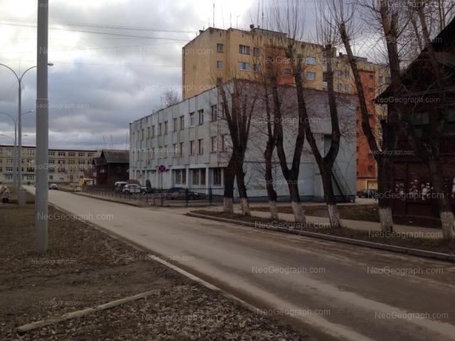 Адрес(а) на фотографии: Эстонская улица, 6, Екатеринбург