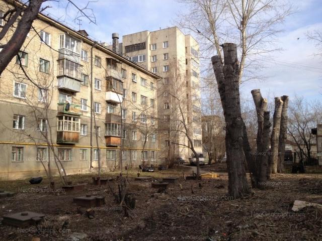 Адрес(а) на фотографии: улица Азина, 20/1, 20/4, Екатеринбург