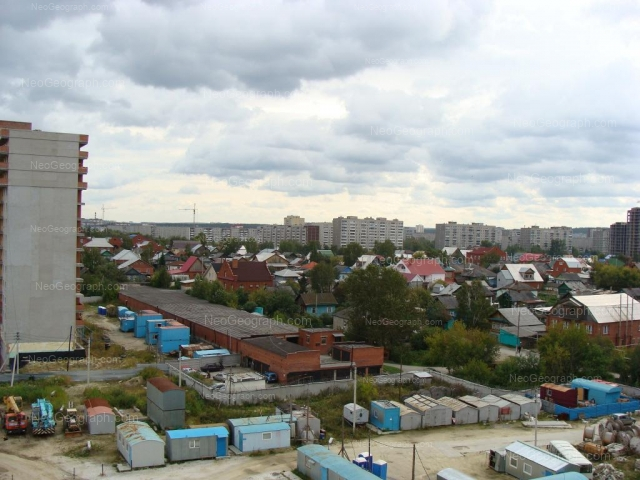 Адрес(а) на фотографии: улица Громова, 30, Екатеринбург