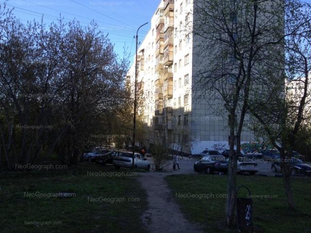Адрес(а) на фотографии: Гурзуфская улица, 34, Екатеринбург