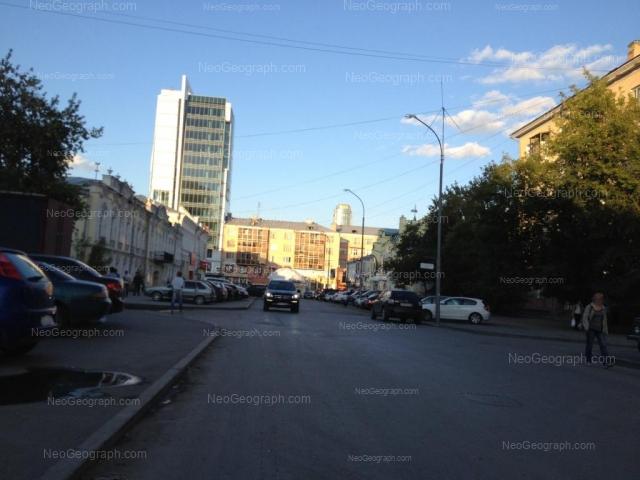 Адрес(а) на фотографии: улица Попова, 1А, 1Б, 2, 3, 4, Екатеринбург