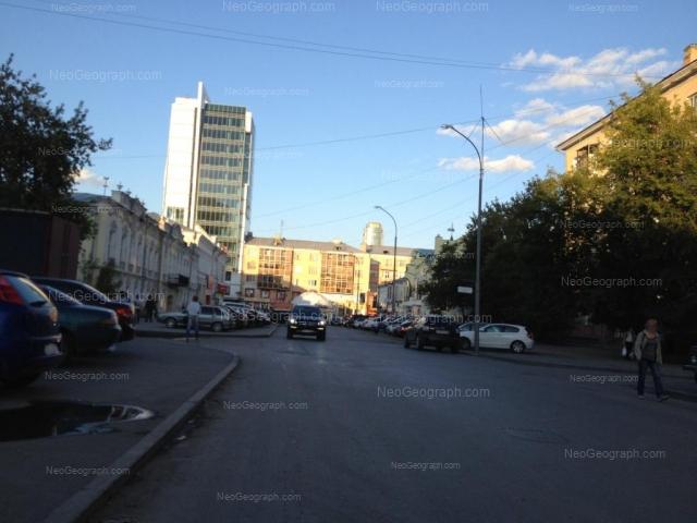 Адрес(а) на фотографии: улица Вайнера, 9А, 9а/1, 14, Екатеринбург