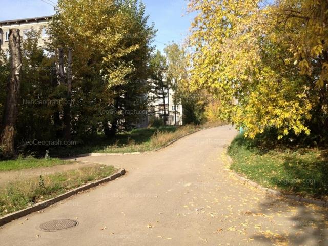 Адрес(а) на фотографии: Самолётная улица, 5/1, 5/2, Екатеринбург