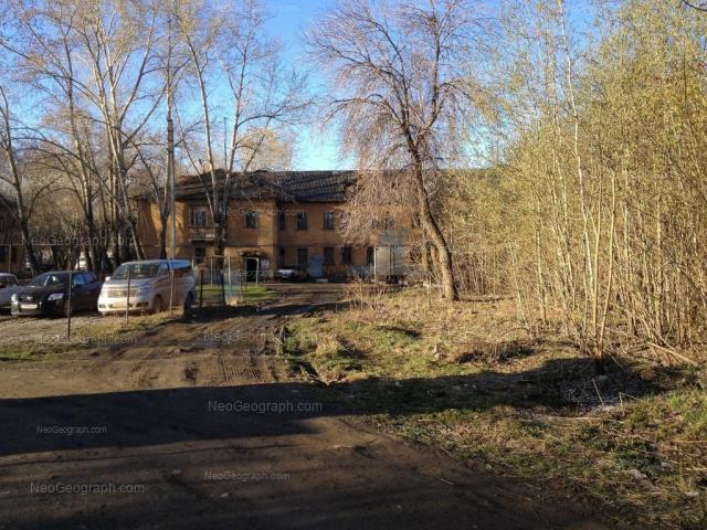 Address(es) on photo: Irbitskaya street, 10, Yekaterinburg