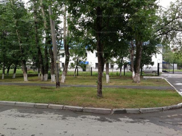 Address(es) on photo: Lomonosova street, 6А, Yekaterinburg