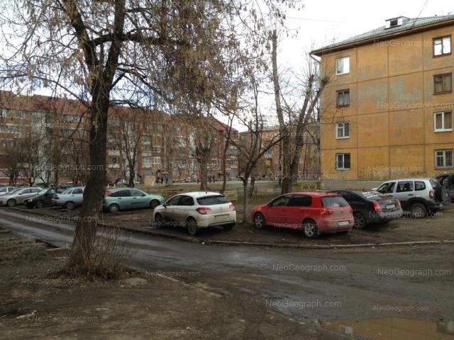 Адрес(а) на фотографии: Техническая улица, 53, 55, Екатеринбург
