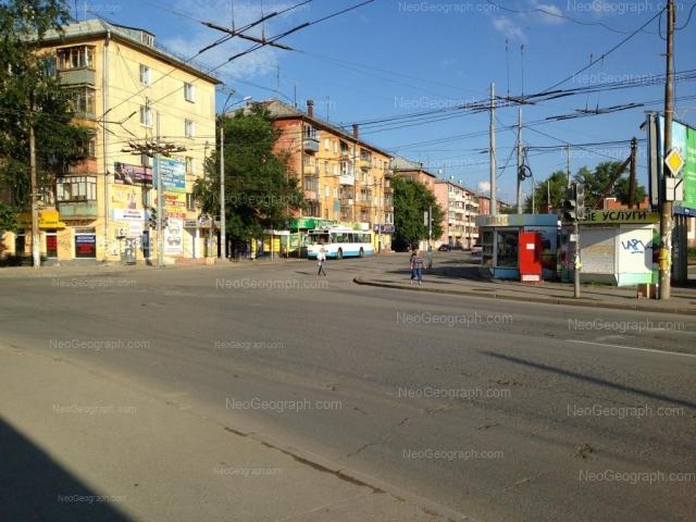 Адрес(а) на фотографии: улица Восстания, 7, Екатеринбург