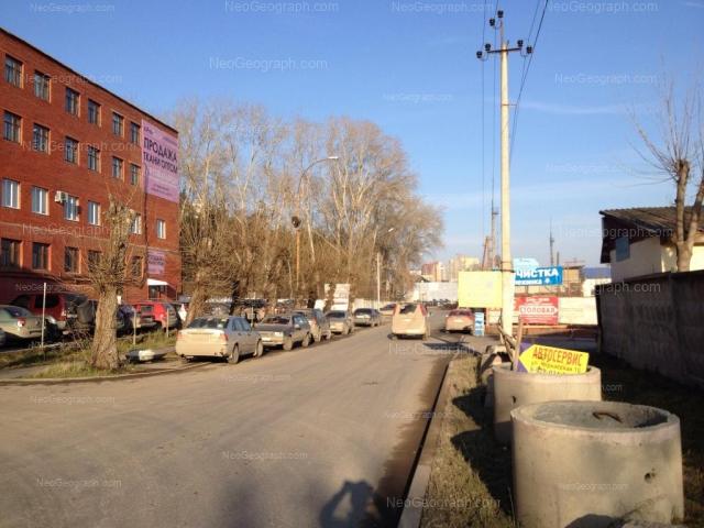 Адрес(а) на фотографии: Черкасская улица, 10Ф, Екатеринбург