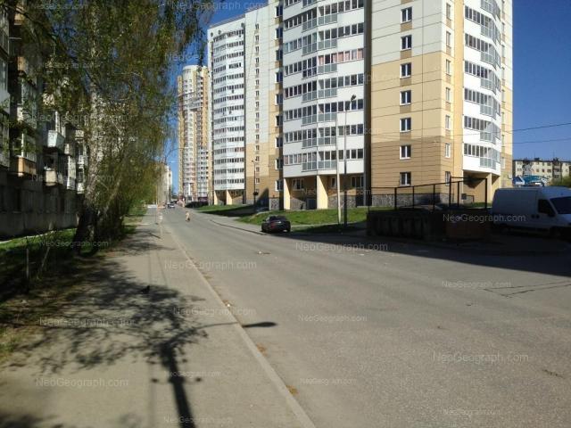Адрес(а) на фотографии: Билимбаевская улица, 25/4, 25/5, 29, 35, Екатеринбург