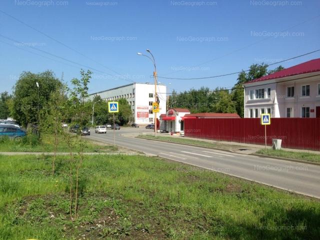 Адрес(а) на фотографии: улица Вилонова, 33, Екатеринбург