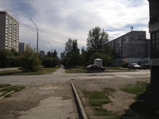 Адрес(а) на фотографии: Панельная улица, 17А, Екатеринбург