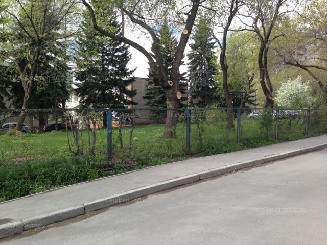 Адрес(а) на фотографии: Флотская улица, 52, Екатеринбург
