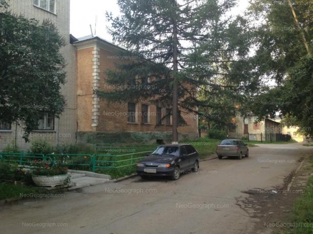 Address(es) on photo: Baumana street, 30А, Yekaterinburg
