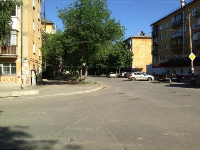 Адрес(а) на фотографии: улица XXII Партсъезда, 19, 20, 22, Екатеринбург
