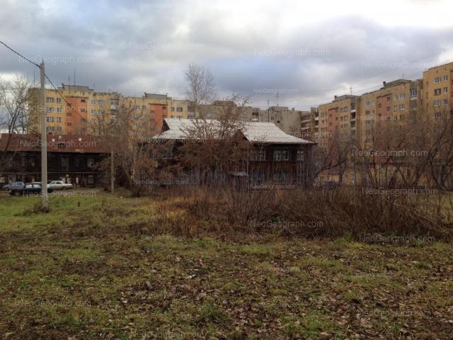 Address(es) on photo: Latviiskaya street, 3, 11а, Yekaterinburg