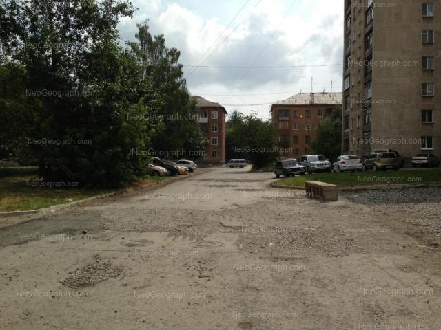 Address(es) on photo: Lomonosova street, 26, 28, 55, Yekaterinburg