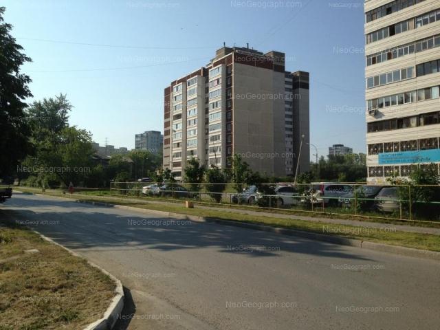 Адрес(а) на фотографии: улица Уральских Рабочих, 5, 15, 19, 21, Екатеринбург