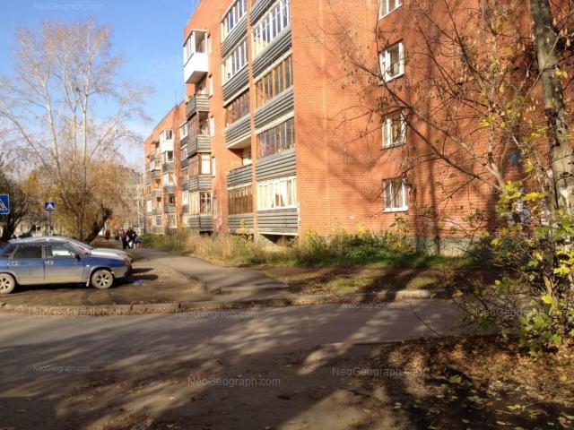 Адрес(а) на фотографии: улица Альпинистов, 18, Екатеринбург