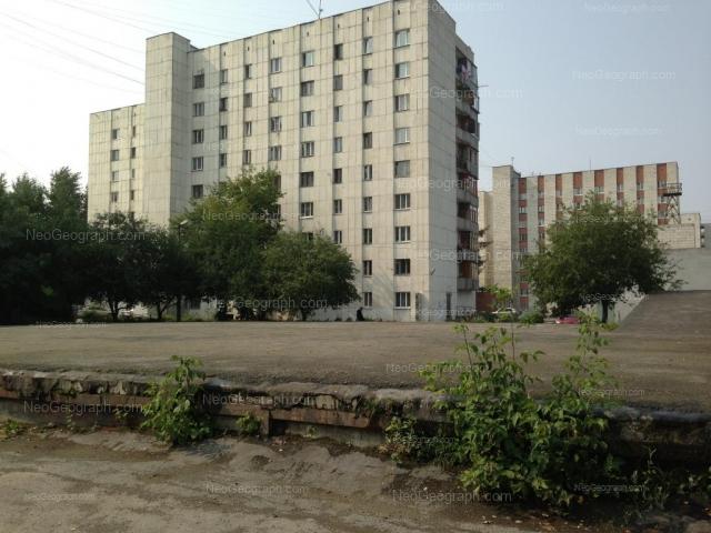 Адрес(а) на фотографии: улица Кобозева, 29, 31, Екатеринбург