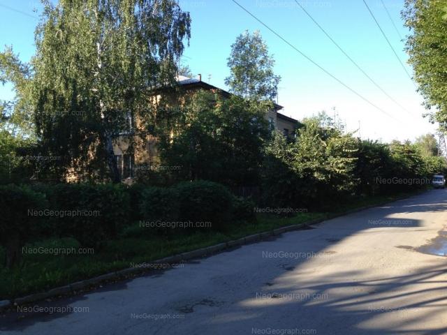 Адрес(а) на фотографии: улица Корепина, 46, Екатеринбург