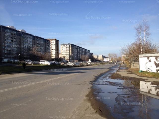 Адрес(а) на фотографии: Волгоградская улица, 29, 31/1, Екатеринбург