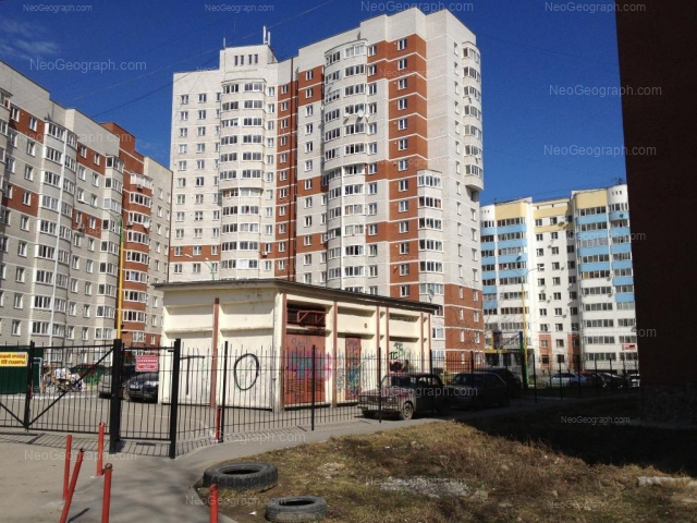 Адрес(а) на фотографии: улица Пехотинцев, 3/3, Екатеринбург
