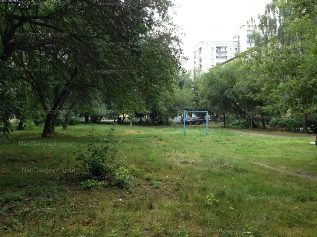 Адрес(а) на фотографии: улица 40-летия Октября, 80, Екатеринбург