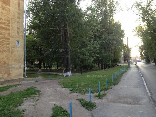 Адрес(а) на фотографии: улица Фонвизина, 4, 8, Екатеринбург