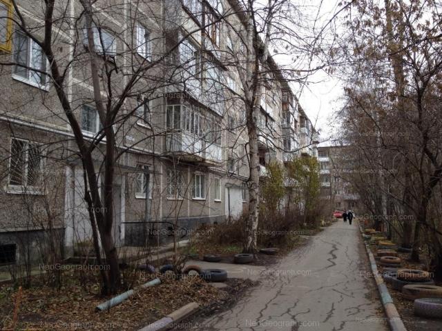 Адрес(а) на фотографии: Встречный переулок, 5, Екатеринбург